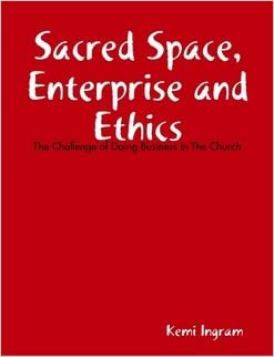 Sacred Space Enterprise Ethics